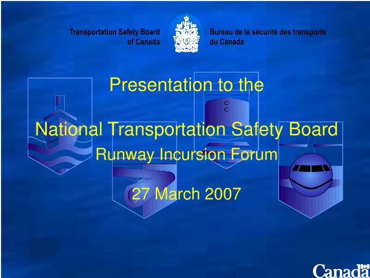 Transportation Safety Board