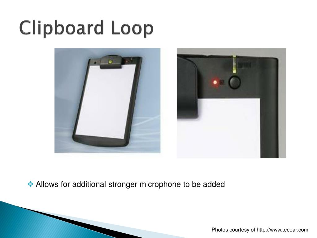 Clipboard Loop
