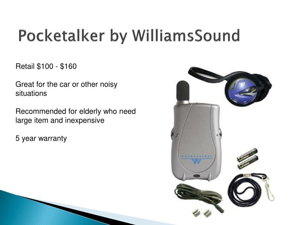 Pocketalker