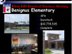 benignus elementary