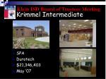 krimmel intermediate