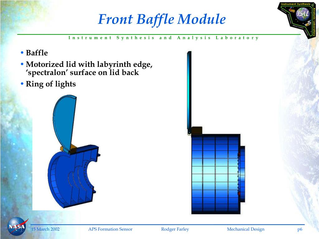 Front Baffle Module