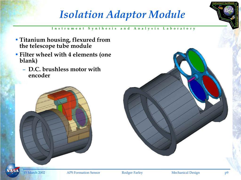Isolation Adaptor Module