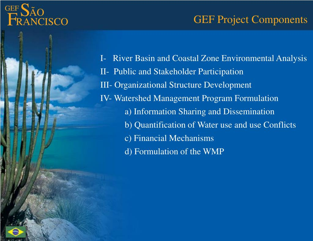 GEF Project Components