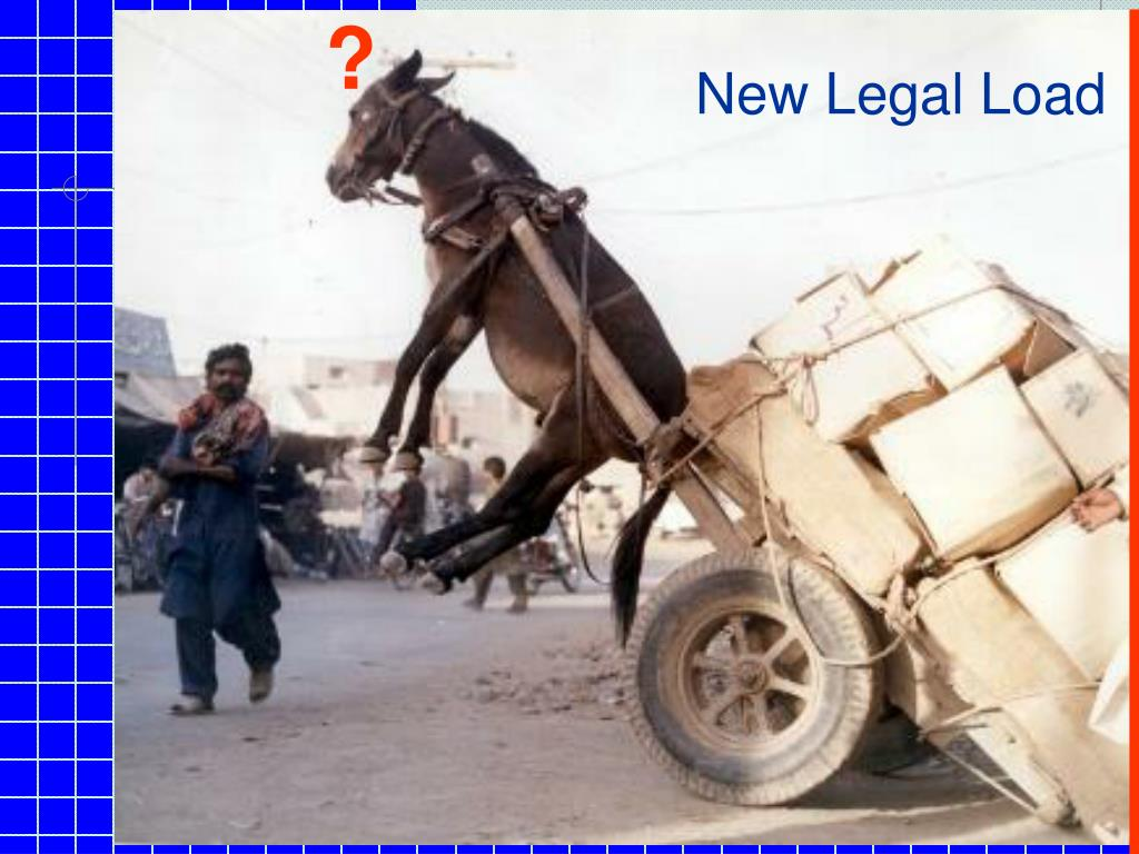 New Legal Load