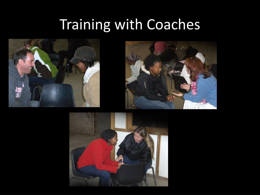 Training with Coaches