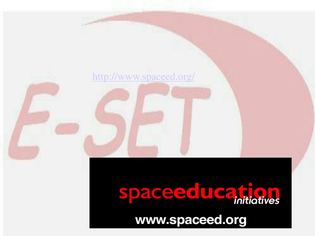 http://www.spaceed.org/