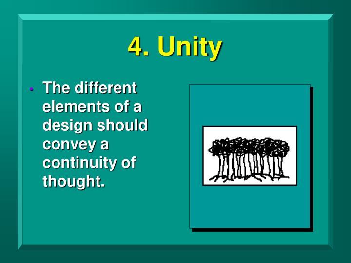 4. Unity