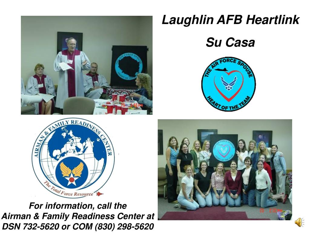 Laughlin AFB Heartlink