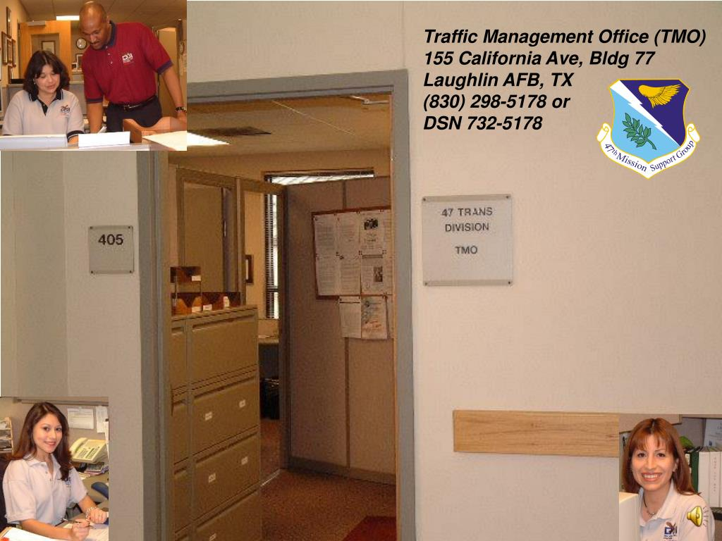 Traffic Management Office (TMO)
