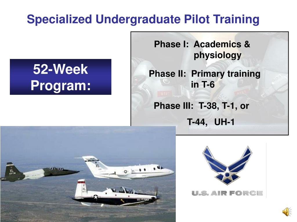 Specialized Undergraduate Pilot Training