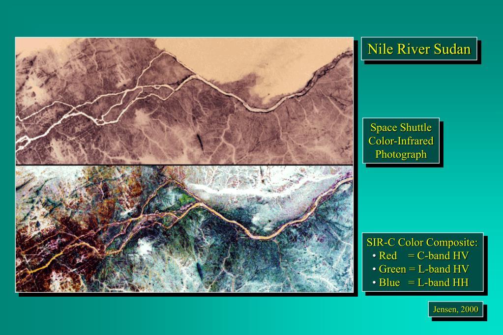 Nile River Sudan