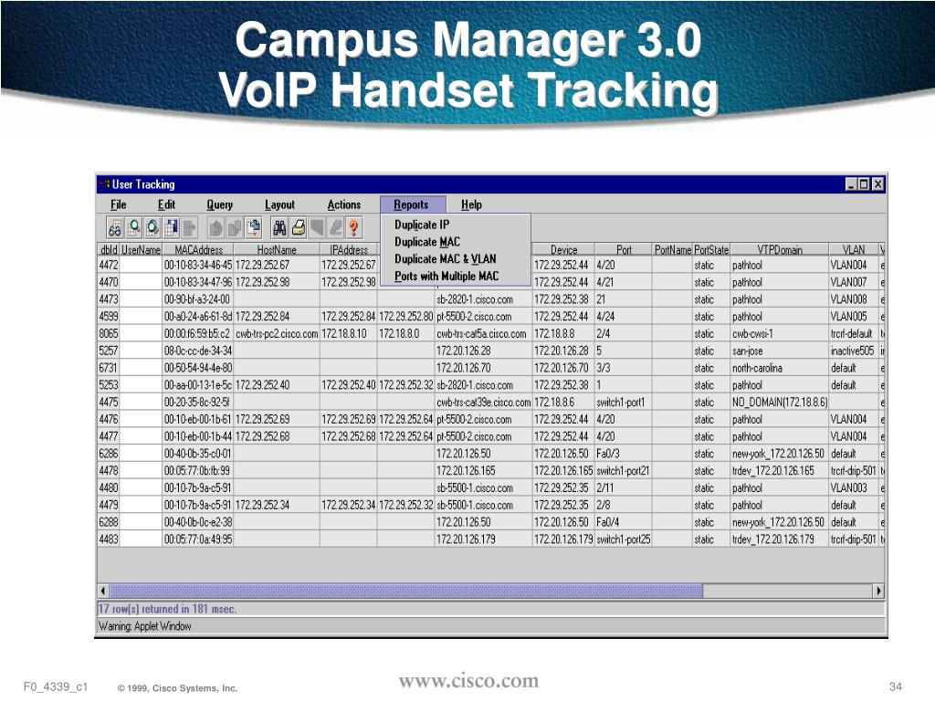Campus Manager 3.0