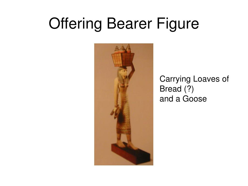 Offering Bearer Figure