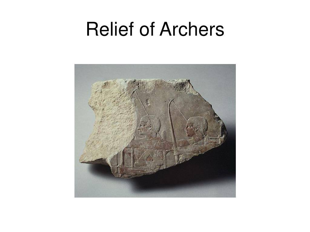Relief of Archers