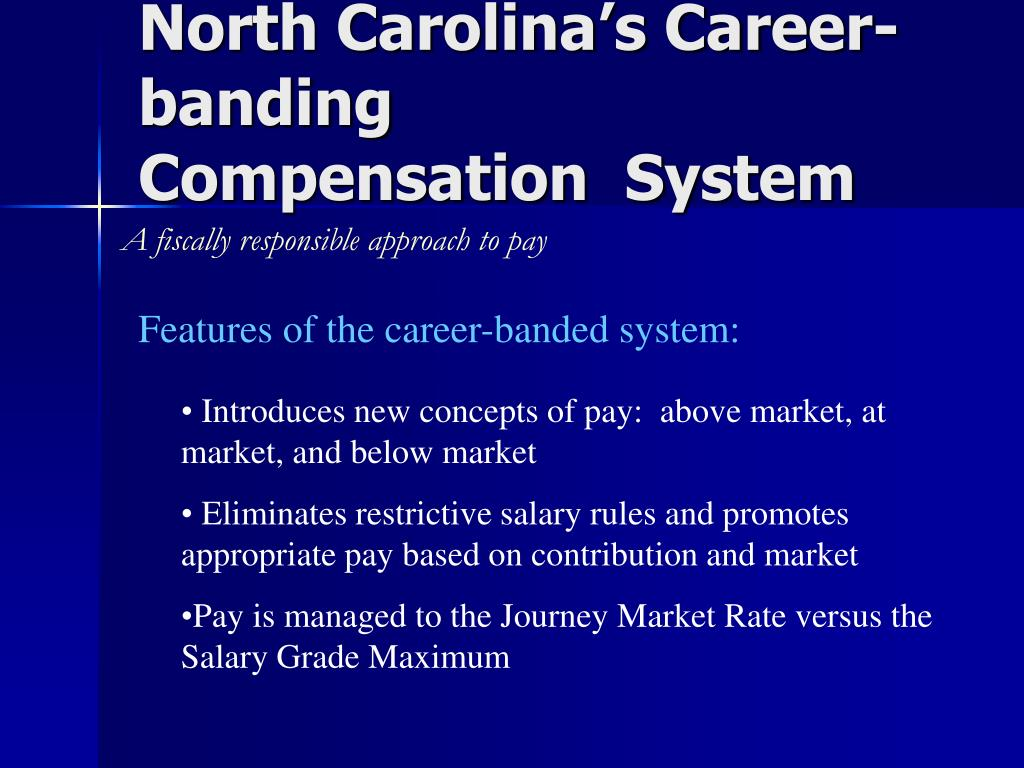 North Carolina's Career-banding