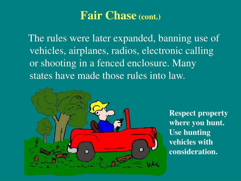 Fair Chase