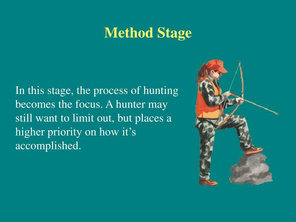 Method Stage