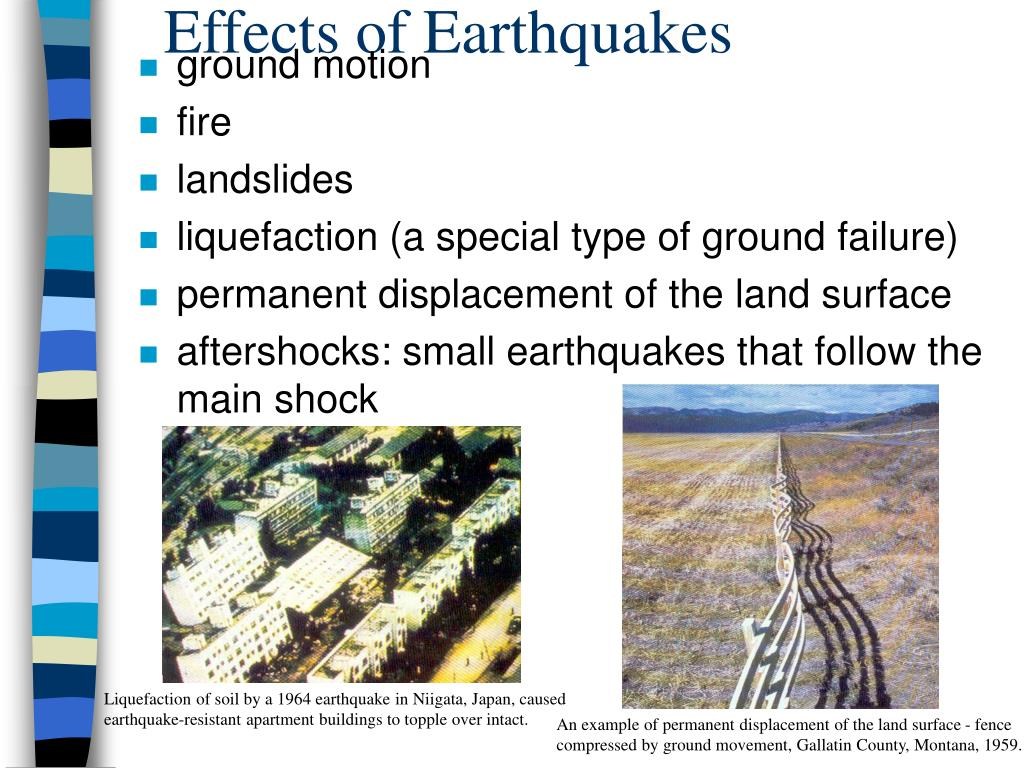 effects of earthquakes fire - photo #30