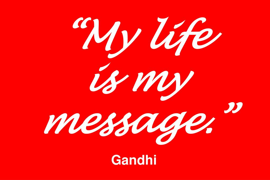 """My life"