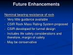 future enhancements36