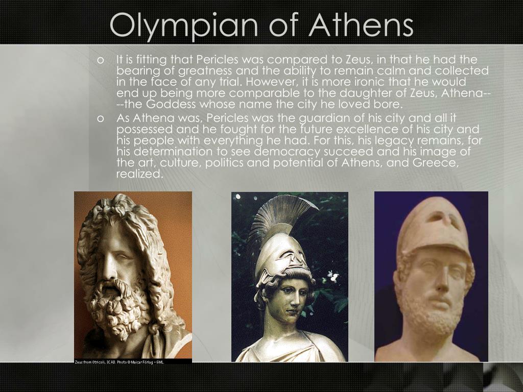 Olympian of Athens