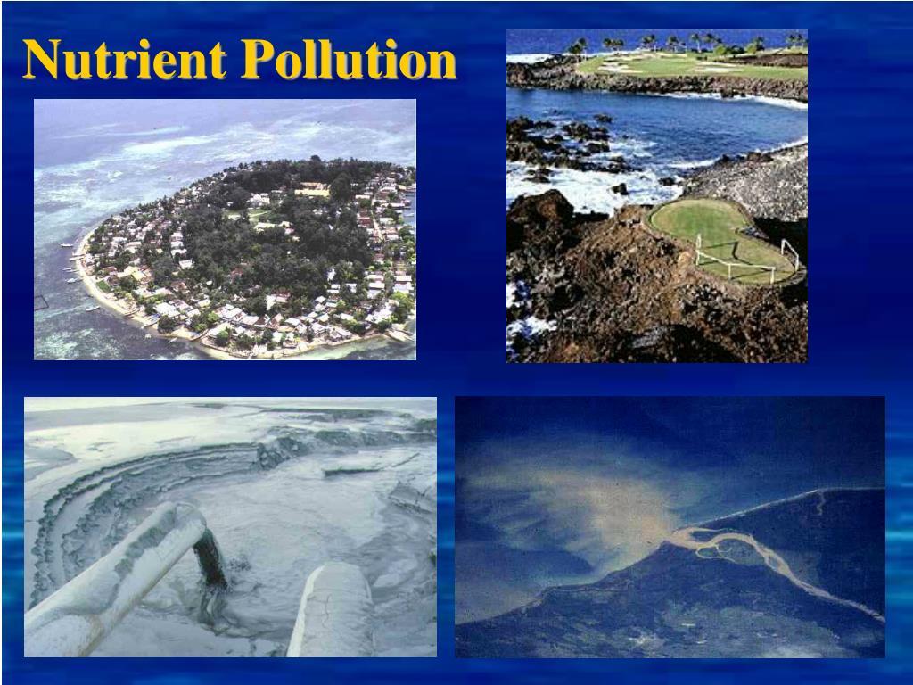 Nutrient Pollution
