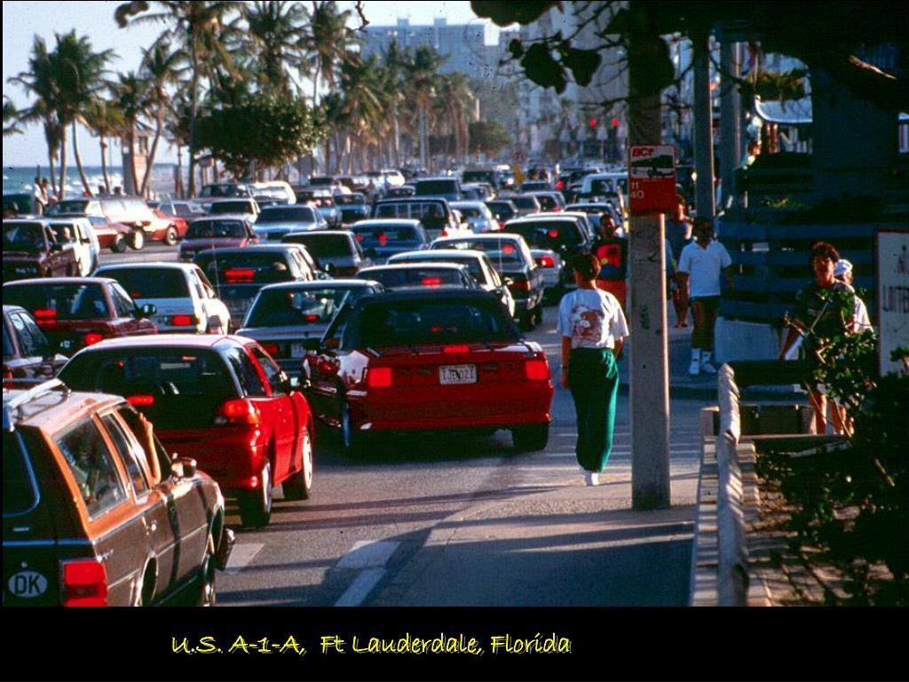 U.S. A-1-A,  Ft Lauderdale, Florida
