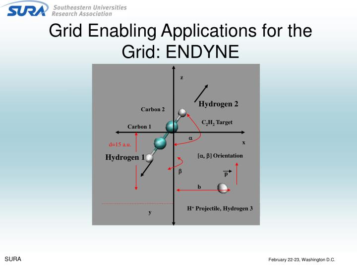 Grid Enabling Applications for the Grid: ENDYNE
