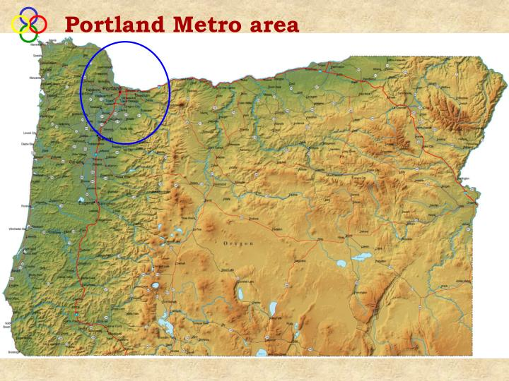 Portland Metro area