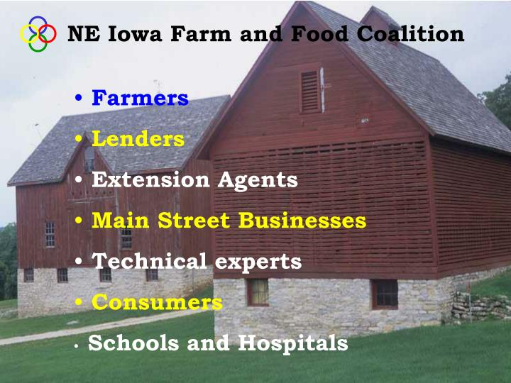 NE Iowa Farm and Food Coalition