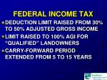 federal income tax26