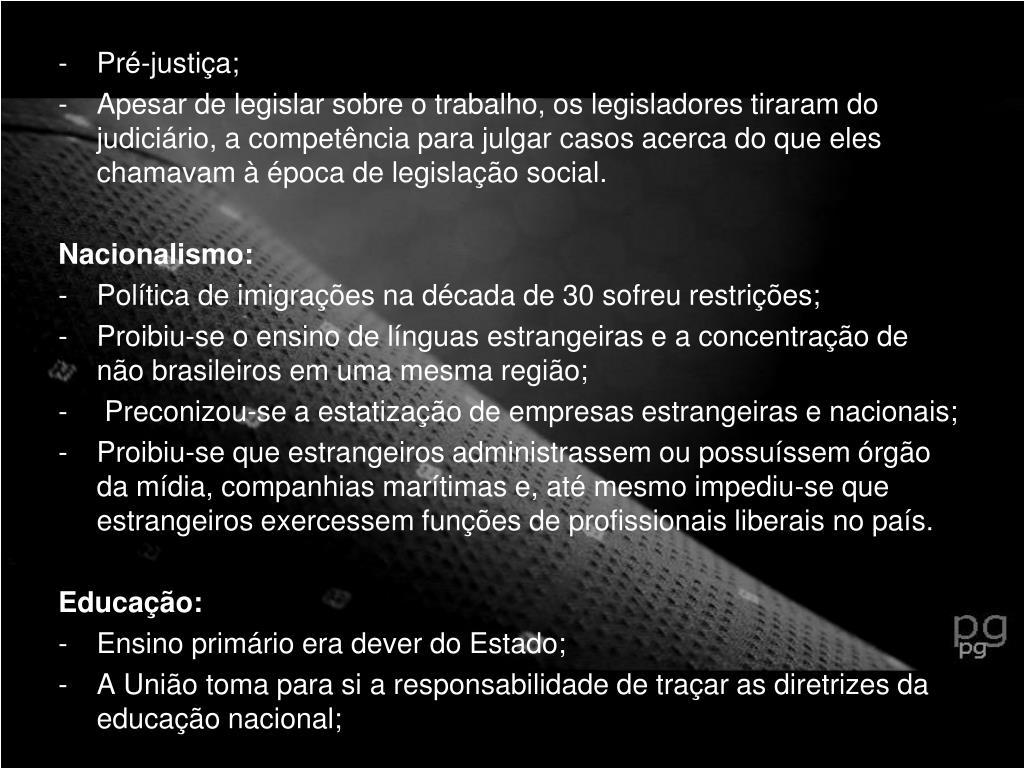 Pré-justiça;