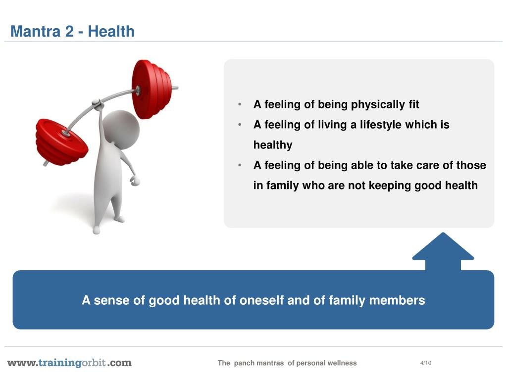 Mantra 2 - Health