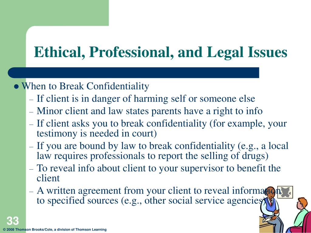 professional ethics and legal issues in Advice and support on professional ethics  ethical issues, call the sra professional ethics helpline on  important papers and research on legal ethics.