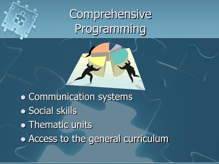 Comprehensive