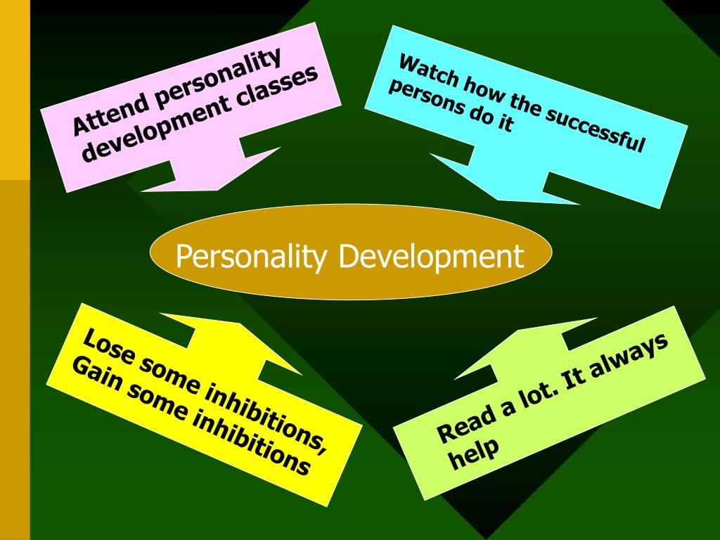 Attend personality