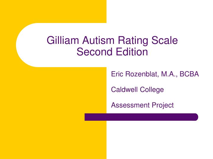 Gilliam autism rating scale second edition l.jpg