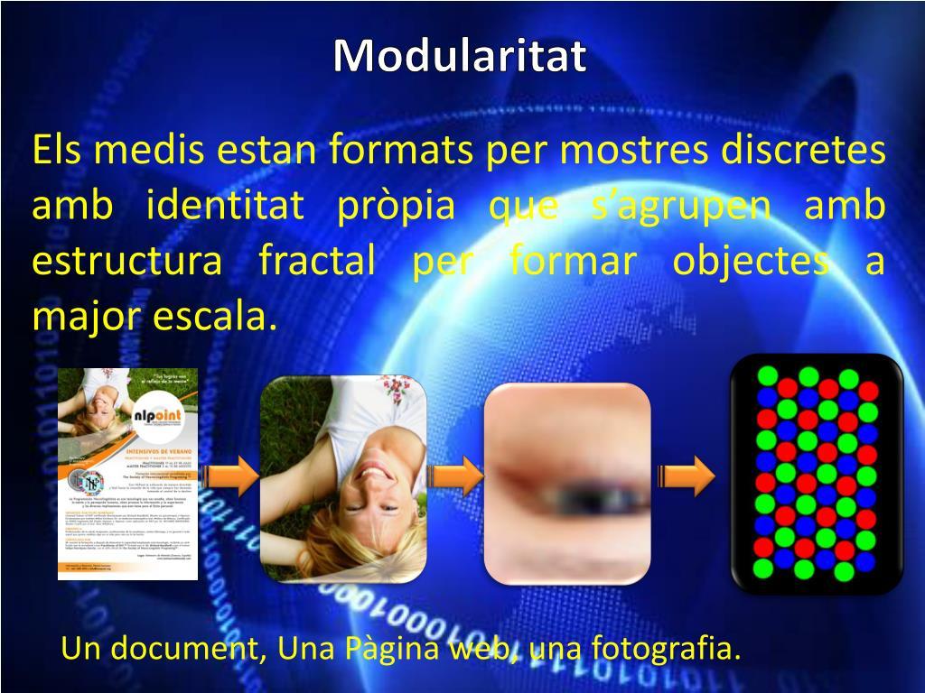 Modularitat
