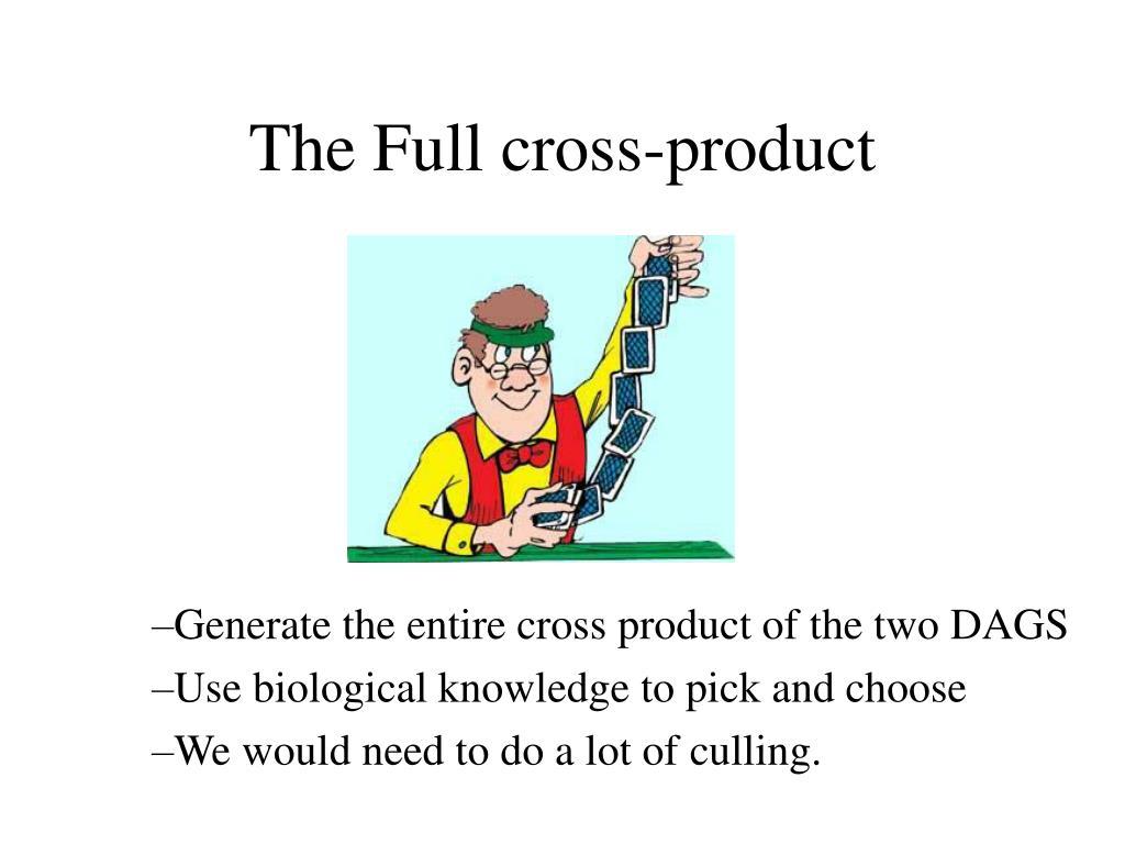 The Full cross-product