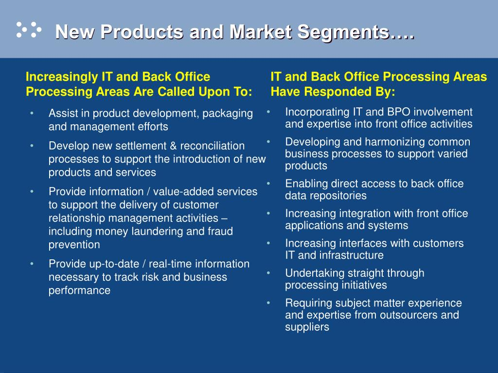 Assist in product development, packaging and management efforts