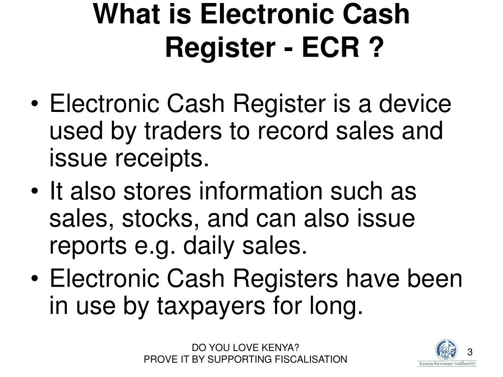 What is Electronic Cash