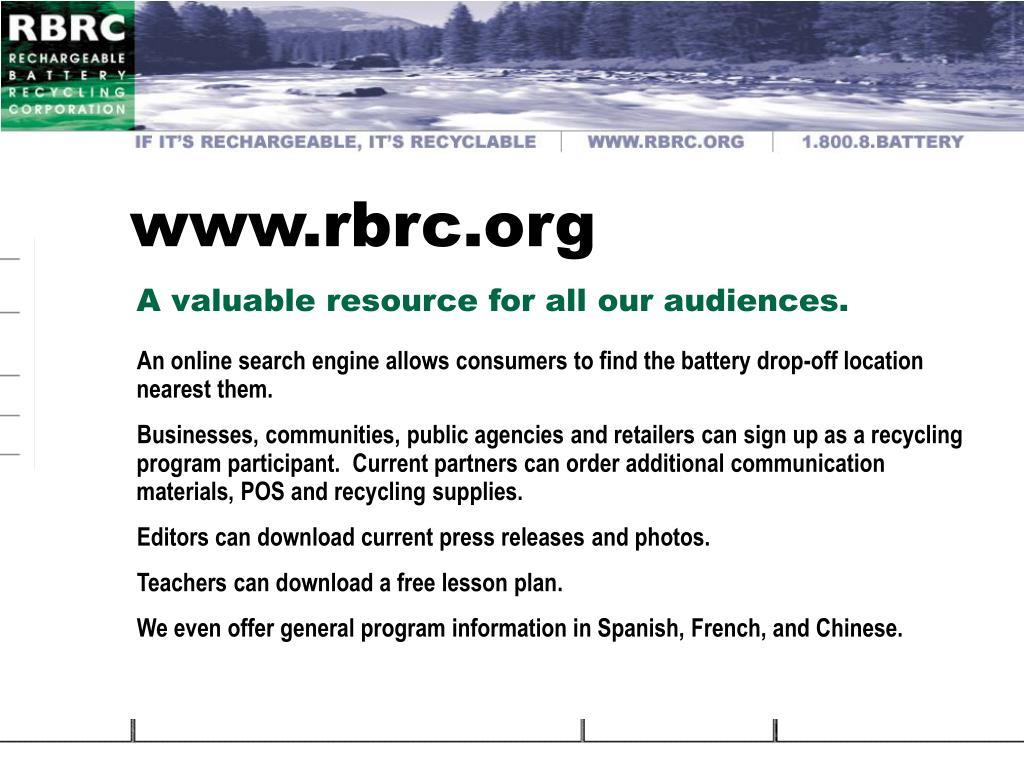 www.rbrc.org