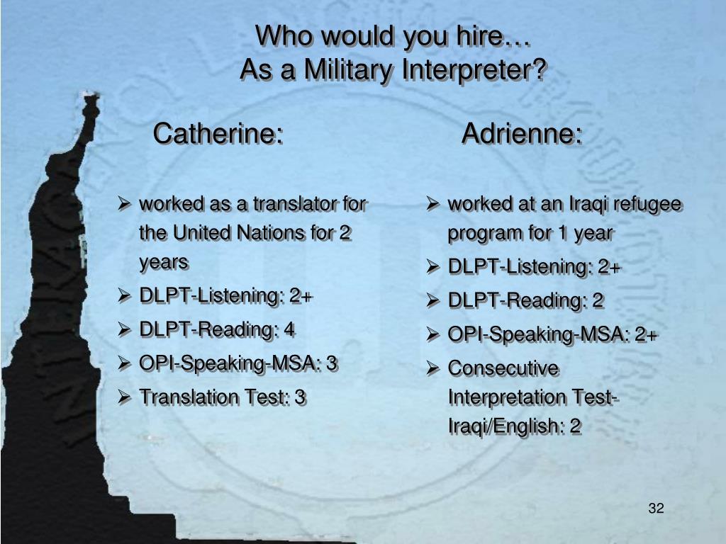 Adrienne: