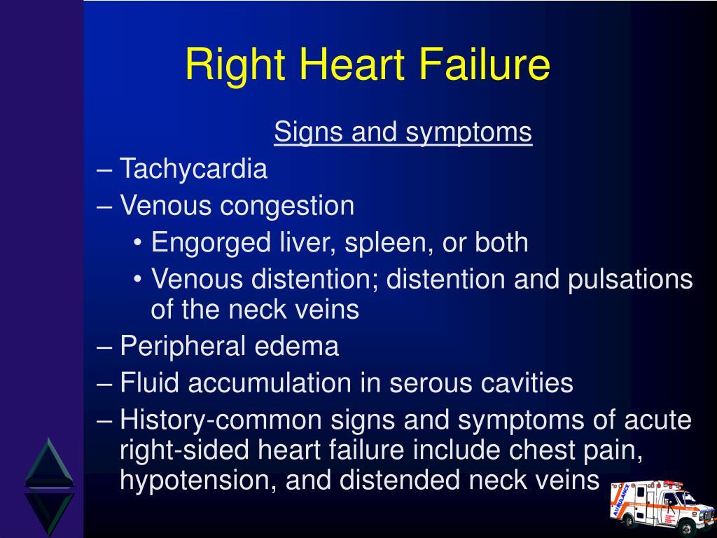 Right Heart Failure
