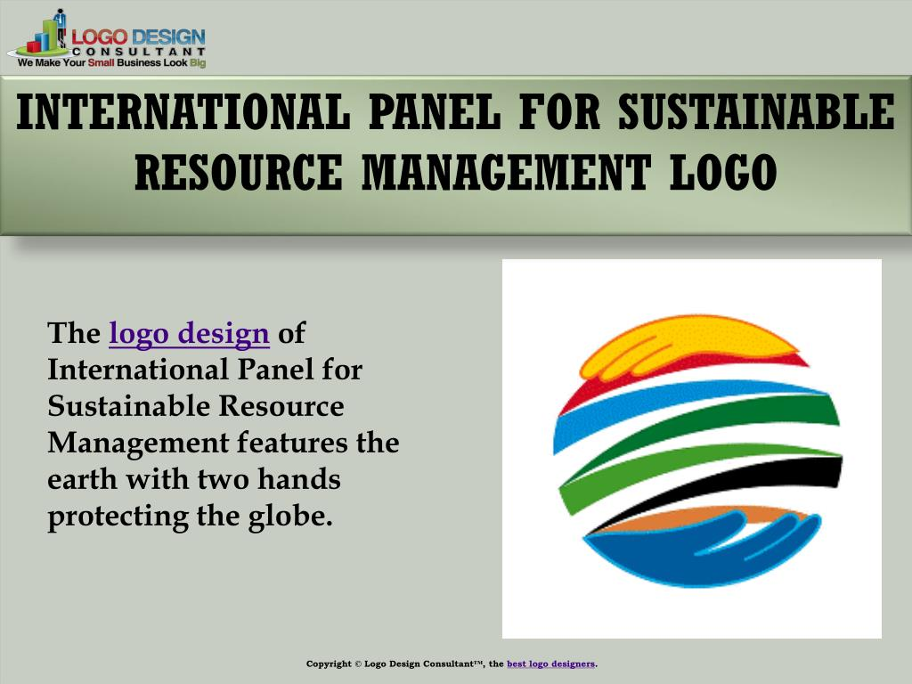 INTERNATIONAL PANEL FOR SUSTAINABLE RESOURCE MANAGEMENT LOGO