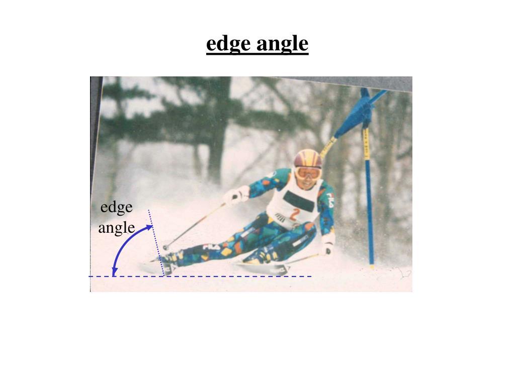 edge angle