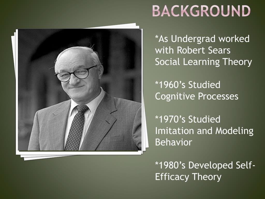 *As Undergrad worked with Robert Sears Social Learning Theory