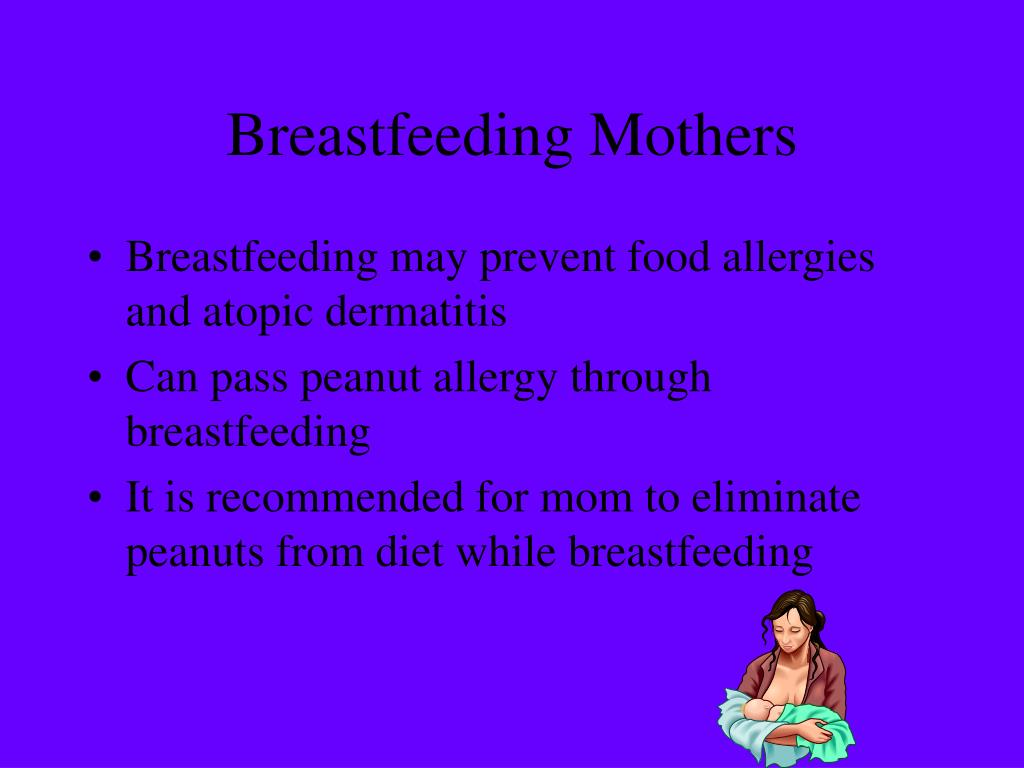 Breastfeeding Mothers