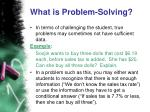 what is problem solving15